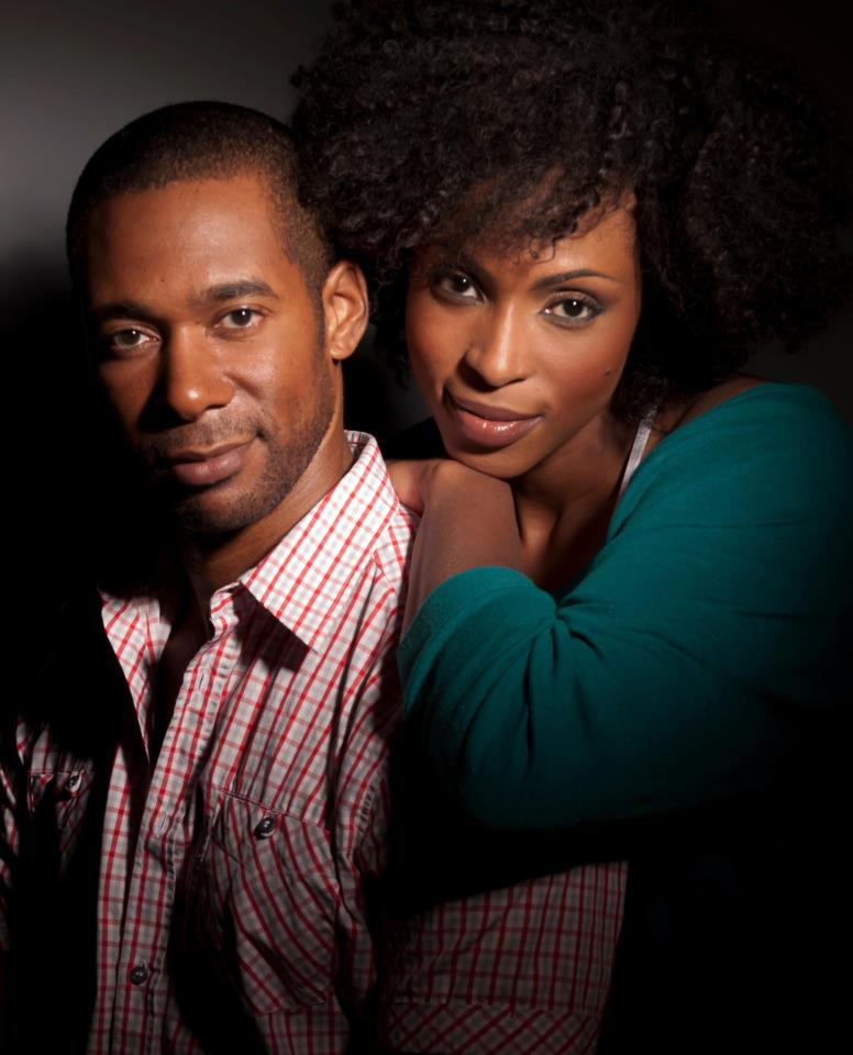 Dion Johnstone and Lisa Berry: Talented couple looking forward to ...