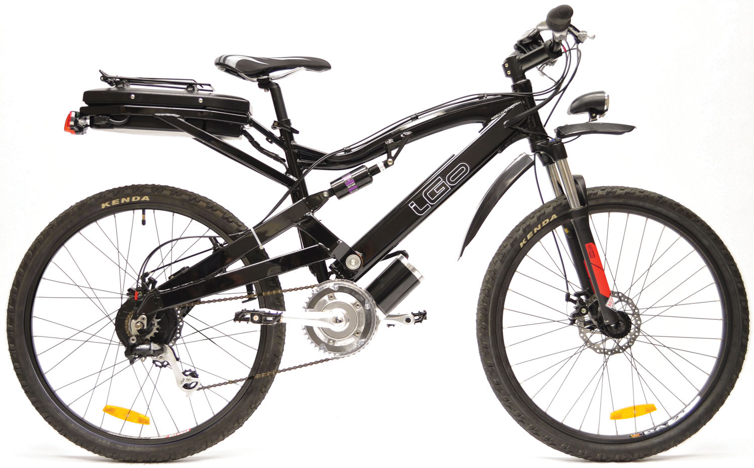 E Bikes Canada Titan Electric Bike
