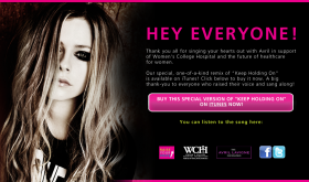 avril and womens health