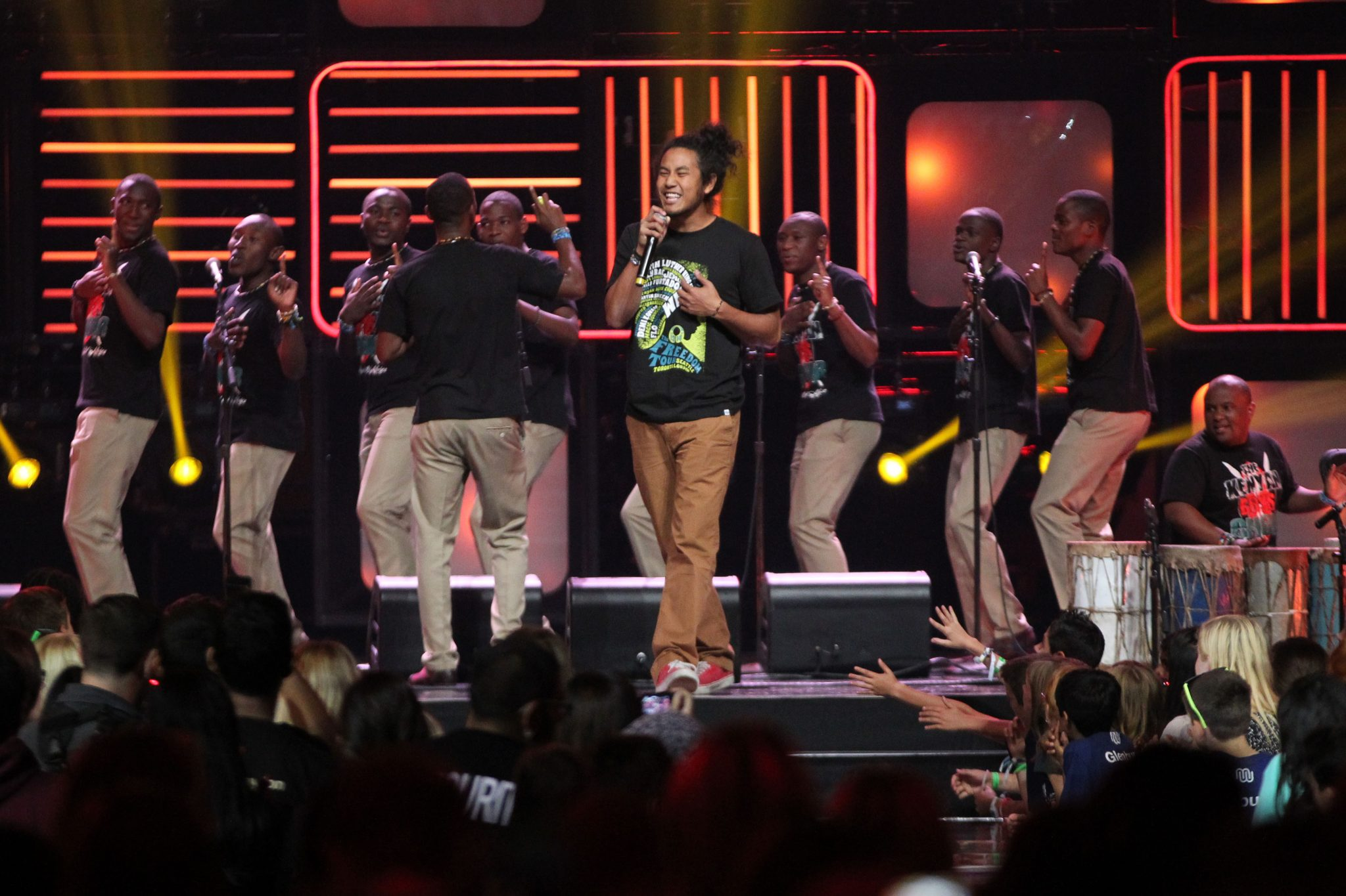 We Day 2014 Talent Announcement