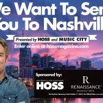 Win a trip to Nashville Contest HOSS Magazine
