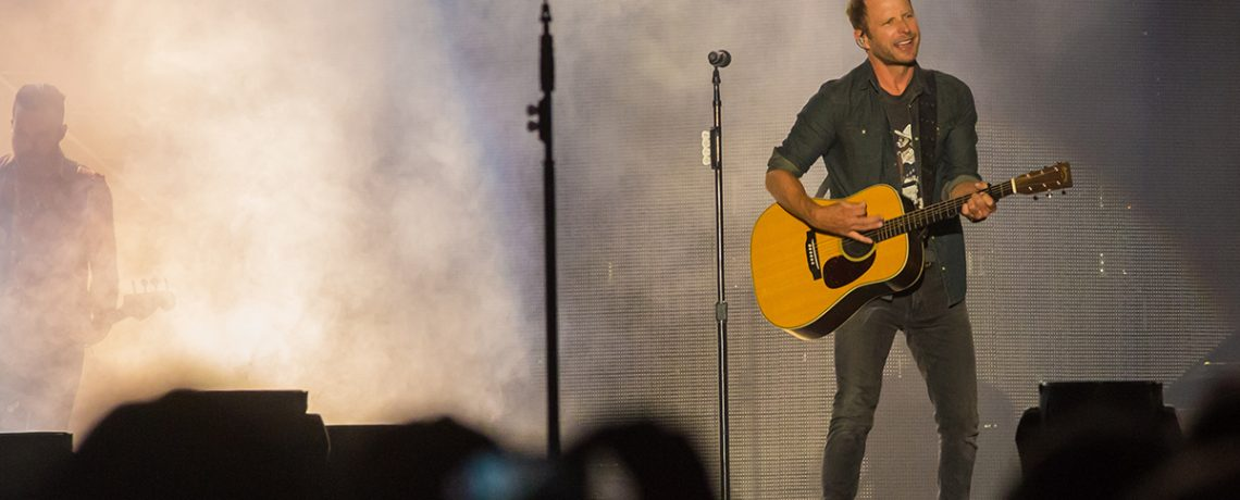 Dierks Bentley Boots and Hearts